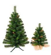 Kerstbomen tot 1 meter