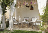 Nardi Aria loungeset met Aria 60 loungetafel
