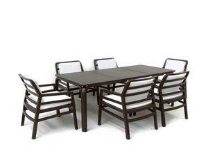 Nardi Aria loungeset met Libeccio tafel