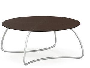 Loto dinner tafel rond 170 cm van Nardi kleur caffe