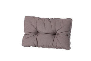 Madison Florance rug lounge kussen rib liver 60x40 cm