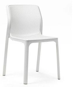 Nardi kunststof stoel Bit kleur: bianco