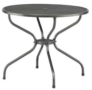 tafel strekmetaal rond 105 cm