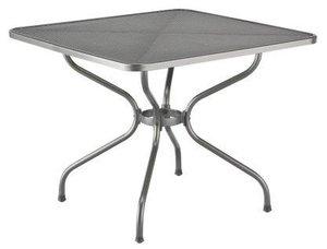 tafel strekmetaal vierkant 90 cm