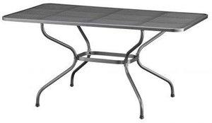 tafel strekmetaal rechthoekig 160x90cm
