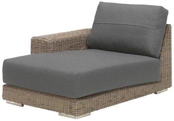 kingston chaise-lounge rechts 4 seasons outdoor