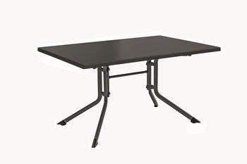 Kettler kettalux klaptafel 115x70 cm antraciet/antraciet