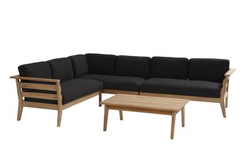 4 seasons outdoor loungeset Polo teak I