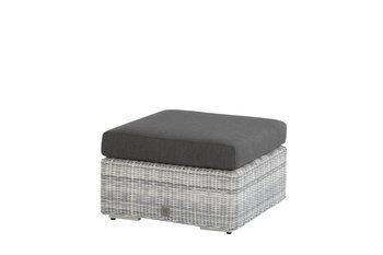 4 seasons outdoor lounge footstool Edge