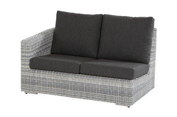 4 seasons outdoor 2-zits loungebank rechts Edge