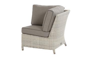 4 seasons outdoor medium lounge corner module Valentine kleur: Provance