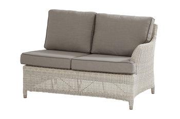 4 seasons outdoor medium 2-zits loungemodule links Valentine kleur: Provance