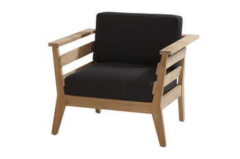 4 seasons outdoor Polo teak loungestoel