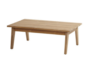 4 seasons outdoor Polo teak koffie tafel