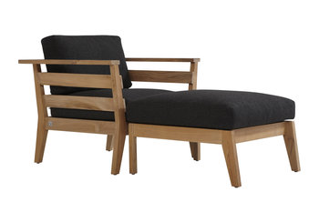 4 seasons outdoor relax combinatie Polo teak