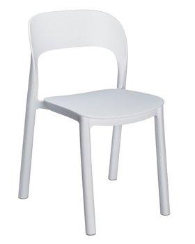 Ona kunststof terrasstoel van Resol kleur: wit