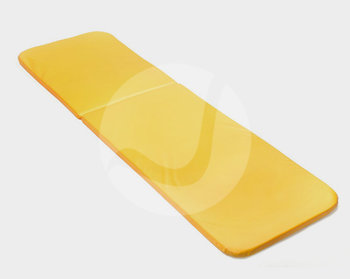 Ligbedkussen Malibu ligbed kleur: oranje