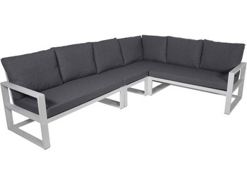 Loungeset Pina Colada aluminium textyleen