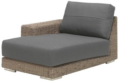 kingston chaise-lounge rechts 4 seasons outdoor