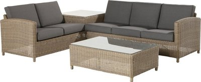 Lodge module loungeset 4seasonsoutdoor Pure