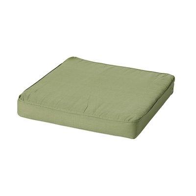 Madison loungekussen basic green 60x60 cm