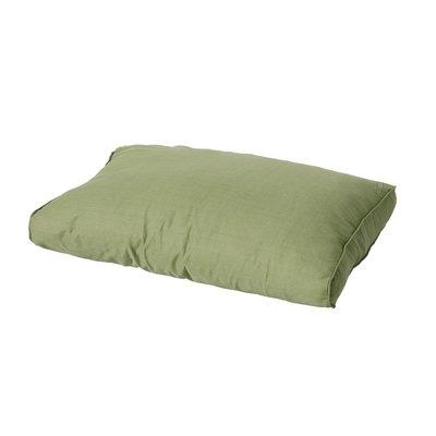 Madison loungekussen basic green 60x43 cm