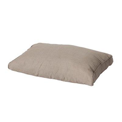 Madison loungekussen basic taupe 60x43 cm