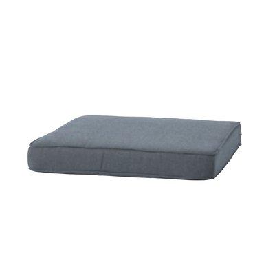 Madison loungekussen basic grey 60x60 cm