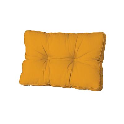 Madison Florance loungekussen 60x43 cm panama golden glow
