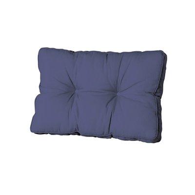 Madison Florance loungekussen 60x43 cm panama safier blue