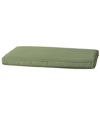 Madison palletkussen 120x80 cm basic green