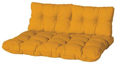 Madison palletkussen set florance 120x80 cm panama golden glow