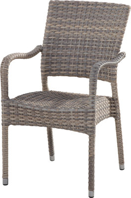 Dover wicker tuinstoel lagun 4seasonsoutdoor
