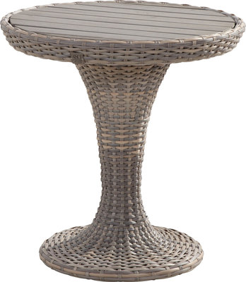 Dover wicker bistro tafel lagun