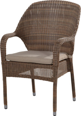 sussex diningchair van 4seasonsoutdoor stapelbaar