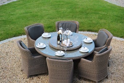 Brighton tuinset 4 seasons outdoor pure de luxe