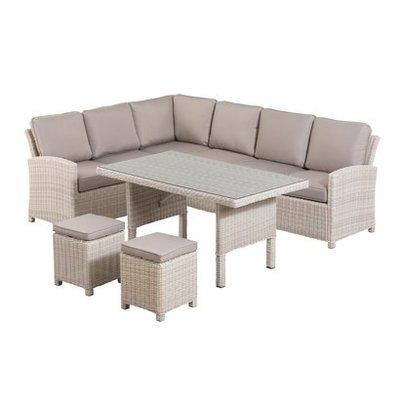 Kettler Marbella medium lounge hoek set