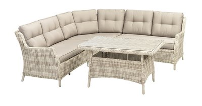 Kettler Jarvis medium lounge hoekset