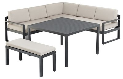 Ocean medium lounge set van kettler