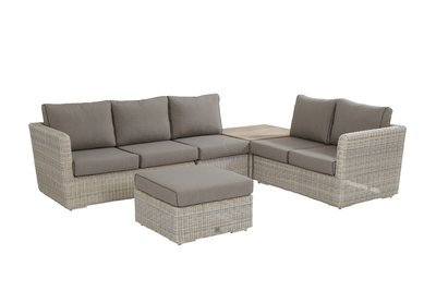 4 seasons outdoor loungeset Elite kleur: Provance