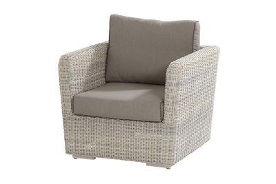 4 seasons outdoor loungestoel Elite kleur: Provance