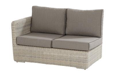 4 seasons outdoor 2-zits lounge module rechts Elite kleur: Provance