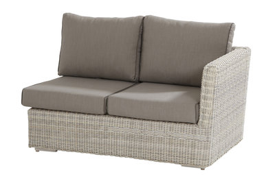 4 seasons outdoor 2-zits lounge module links Elite kleur: Provance