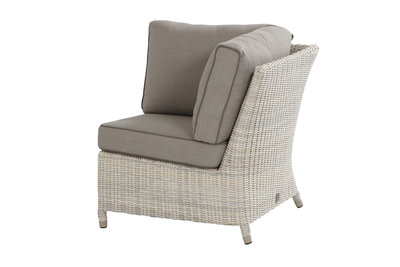 4 seasons outdoor medium lounge corner module Valentine kleur: Provance