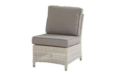 4 seasons outdoor medium lounge center module Valentine kleur: Provance