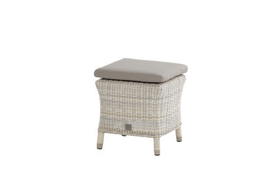 4 seasons outdoor medium lounge hocker Valentine kleur: Provance