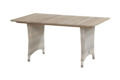 4 seasons outdoor medium lounge tafel Valentine kleur: Provance