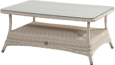 Brighton koffie tafel hoog 4 seasons outdoor pure