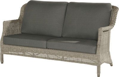 Del mar loungebank 4 seasons outdoor kleur: pure
