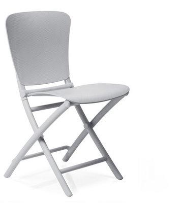 Nardi kunststof klapstoel Zac Classic kleur: grijs